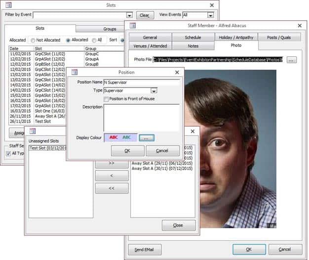 EEP Database