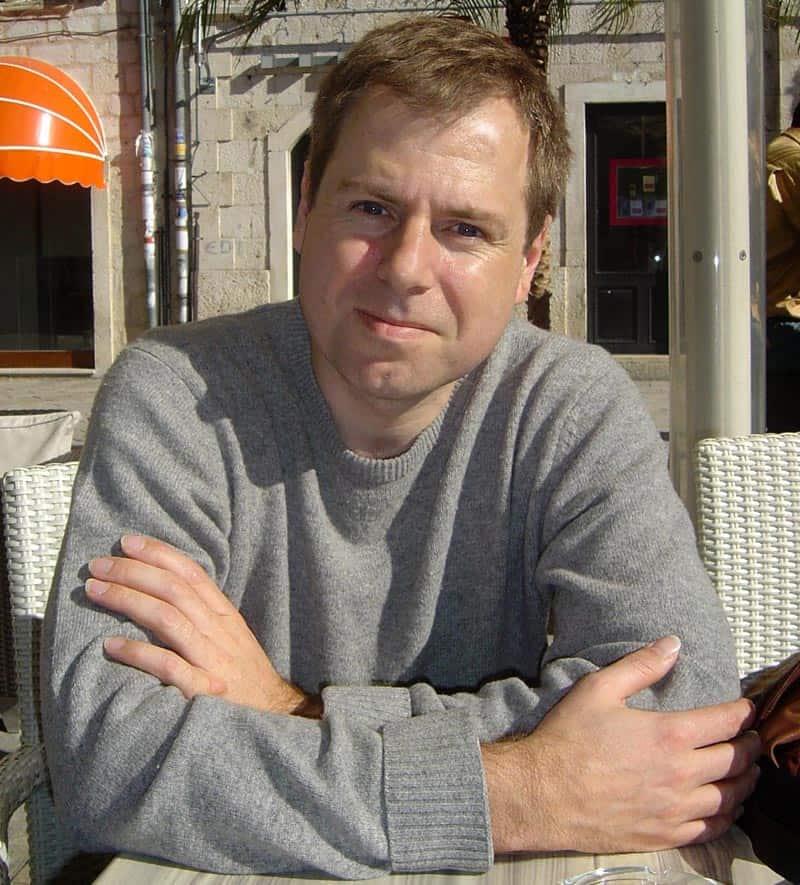 Jonathan Tuppeny Portrait